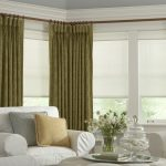 Sunroom Roller Shades of Elegance
